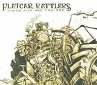 new/sealed CD: FLATCAR RATTLERS Which Side Are You On?  [Digipak, 884501232340]