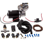 Electric Vacuum Pump Kit Mounting Hardware for Brake Booster 12 Volt 18 to 22