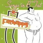 Fathappy : Songs in B Fat Rock 1 Disc CD