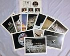 Official NASA Apollo 11 Photos from First Moon Landing Set of 12 with Envelope