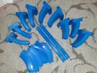 128 PC Tomy Tomica Thomas BLUE TRACK - Ascending Descending Straights Curves A B