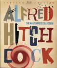 Alfred Hitchcock The Masterpiece Collection Limited Edition Blu ray NEW