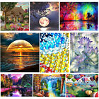 DIY 5D Diamond Painting Rhinestones Embroidery Mosaic Home Decor Cross Stitch