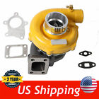 T04E T3 T4 63 A R 57 TRIM YELLOW TURBOCHARGER COMPRESSOR 400+HP BOOST STAGE III