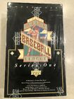 1993 Upper Deck Baseball Cards MLB Series One - Sealed original box
