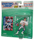 NFL Football Starting Lineup 1997 Drew Bledsoe Figure - (New England Patriots)