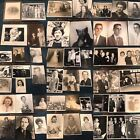 2 Old 8x10 5x7 50 Photos Lot Vintage BLACK  WHITE HollywooD Storage Finds