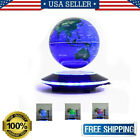 World Map Magnetic Levitation Floating Globe Night Light For Home Office Decor