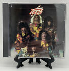 Teeze S/T CD Brand New Factory Sealed Roughhouse Rare HTF