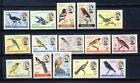 Ethiopia three complete Bird on Stamp sets mnh vf 4765