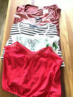Wholesale Lot Womens Clothing NWT From Major Dept Store 5 Shirts W tags 10885