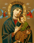 Virgin Mary OUR LADY OF PERPETUAL HELP Catholic Religious 8 x 10 Art Print
