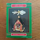 House of Lloyd Christmas Around the World Windmill Nativity Wooden w Box