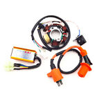 Ignition Coil Magneto Stator 6 Pins Wires AC CDI Box For ATV Go Kart GY6 50cc Sc