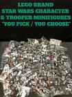 AUTHENTIC LEGO BRAND STAR WARS CHARACTER MINIFIGURES TROOPERS YOU PICK GENUINE