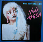 Nina Hagen CD The Very Best Of, Rare German Punk Glam Rock 1990