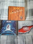 3 AC/DC CDs Fly on the Wall [Remaster] 2003 The Razors Edge1990 Ballbreaker 1995