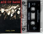 Ace Of Base Lucky Love 1996 Cassette Tape Single Pop Dance Rock