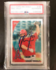 Rare Signed MIKE TROUT 2010 Topps Pre Debut Card PSA ROOKIE Autograph $6000