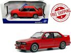 1986 BMW E30 M3 Red 1 18 Diecast Model Car By Solido