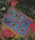MITTEN QUILT Piecing Applique Quilt Pattern Removed from a Magazine