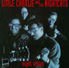 Lot of 2 Little Charlie & the Nightcats That's Big and Night Vision Music CD