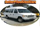 2002 Ford E-Series Van  below $5500 dollars