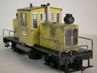 On30 absolutely rare never built custom weathered Diesel Shay DCC