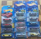 Hotwheels Corvette Lot Of 14 All Different C7 Z06 Red 63 58 C6 ZR1 65 NEW