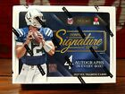 2015 Donruss Signature Series Football Factory Sealed Hobby Box