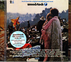 Woodstock Original Soundtrack and More - 2 CD Set - NEW / SEALED - FAST SHIPPING