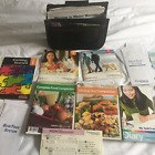 Weight Watchers Dining Out  Complete Food Companions in black bag tote clutch