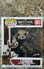 Funko Pop ! The Witcher 3 Wild Hunt 6 inch LESHEN 561 Game Stop Exclusive