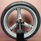1999 - 2002 Suzuki SV650S Front Wheel Rim Tire 120/60 ZR17