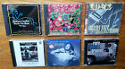 Scarce Lot of 6 Cool Blues Music Compilation CDs for One Price!