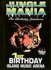 Jungle Mania - 1st Birthday 8 CD Pack (Roast, AWOL, Telepathy, One Nation)