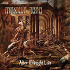 Manilla Road - After Midnight Live CD Like New!