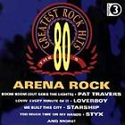 Eighties Greatest Rock Hits: Arena Rock, Vol. 3 by Various Artists (CD, May-1992
