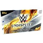 2019 Topps WWE Undisputed Wrestling Hobby Box Priority Mail Shipping!!!