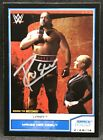 2014 Topps WWE Road to WrestleMania Trading Cards 5