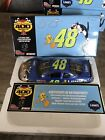 2002 Jimmie Johnson 48 Lowes Looney Tunes 400 Rematch Racing Champions
