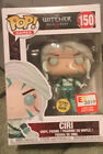 Funko Pop Games Ciri 150 The Witcher 3 - GITD Glow E3 2019 Exclusive
