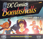 DC COMICS BOMBSHELLS 24CT TRADING CARDS SEALED BOX CRYPTOZOIC 2019 NEW SKETCH