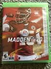 Madden NFL 20 -- Superstar Edition (Microsoft Xbox One, 2019) Factory Sealed!
