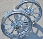 Harley Davidson Road King, Electra Glide 1986-1999 Chrome Rims Wheels Outright