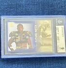 1998 UD SP Authentic Rookie Ahman Green RC 2000 BGS 9+ W 10 Centering Not Psa