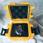 Invicta 40mm Pro Diver Automatic 2-Tone Stainless Steel Watch 8928 in Dive Case