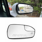 Heated Side View Mirror Glass Rear For Ford Fusion 2013 14 2020 Right Passenger