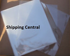 Clear Shrink Wrap Bags 4x8 High Clarity Heat Shrink Bags You Choose Quantity