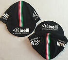Cinelli Black Cycling Cap Bike Hat
